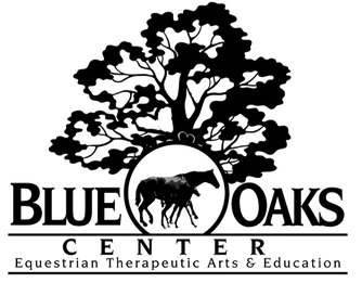 BLUE OAKS CENTER for Equestrian Therapeutic Arts and Education